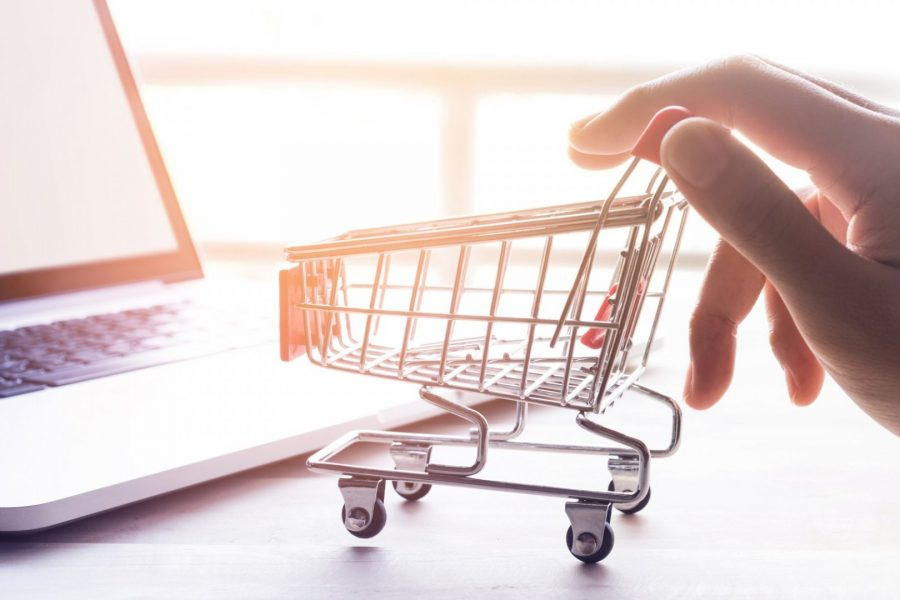 The necessary steps to take before online shopping